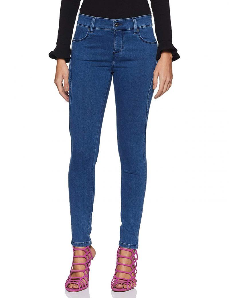 Pepe Jeans Women's Skinny Fit Jeans