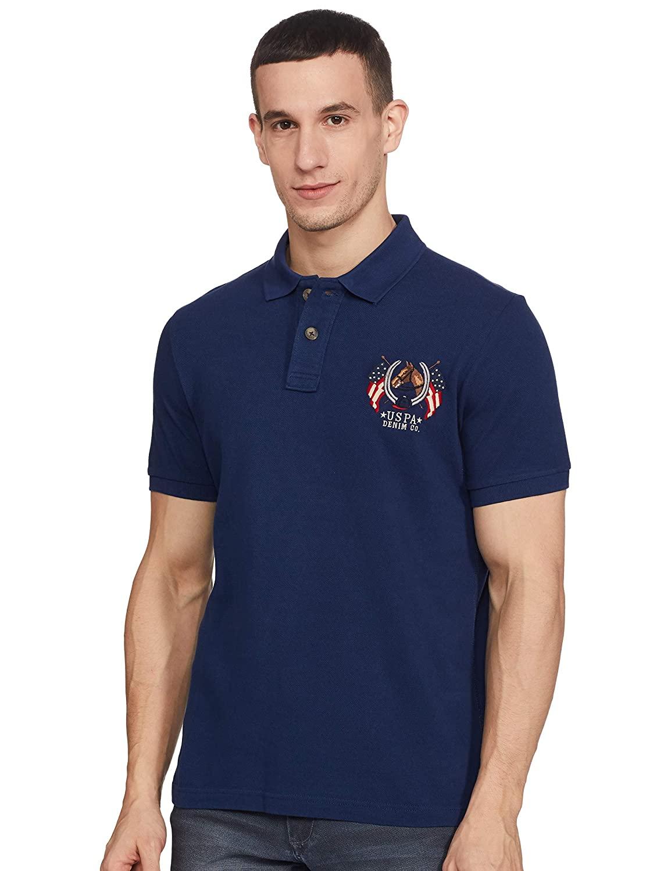 US Polo Association Men's Regular Fit T-Shirt