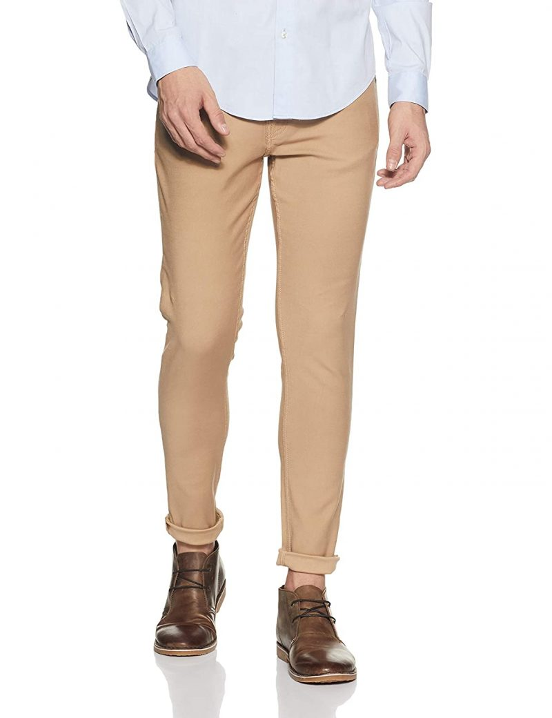 Pepe Jeans Men's (Chinox) Slim Fit Ankle Length Jeans