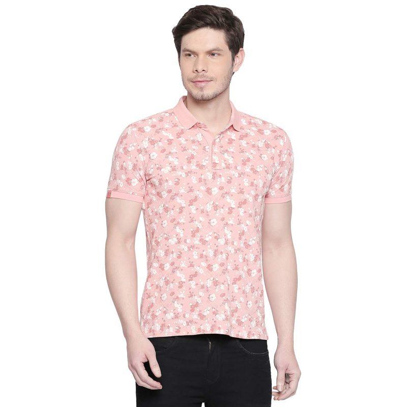 Mufti Men's Slim Fit T-Shirt