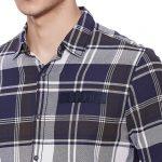 Spykar Men's Slim Fit Shirts