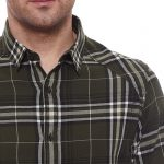 Spykar Men's Slim Fit Shirt