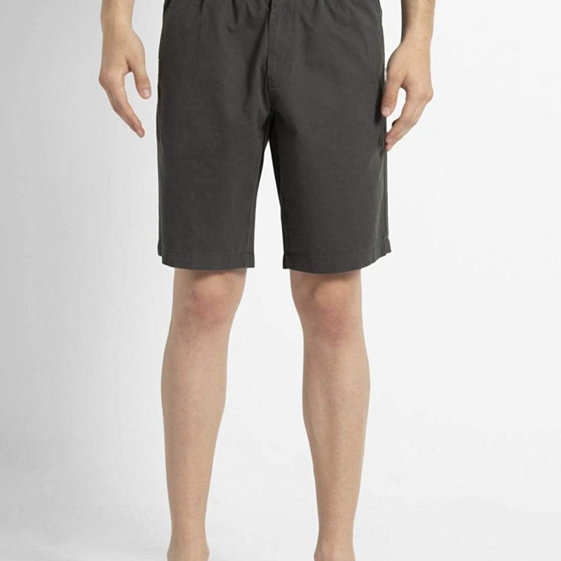 Jockey Men's Regular Fit Shorts Forest Green