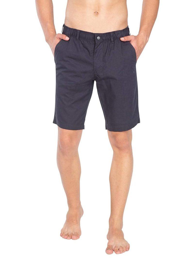 Jockey Men's Regular Fit Shorts Graphite