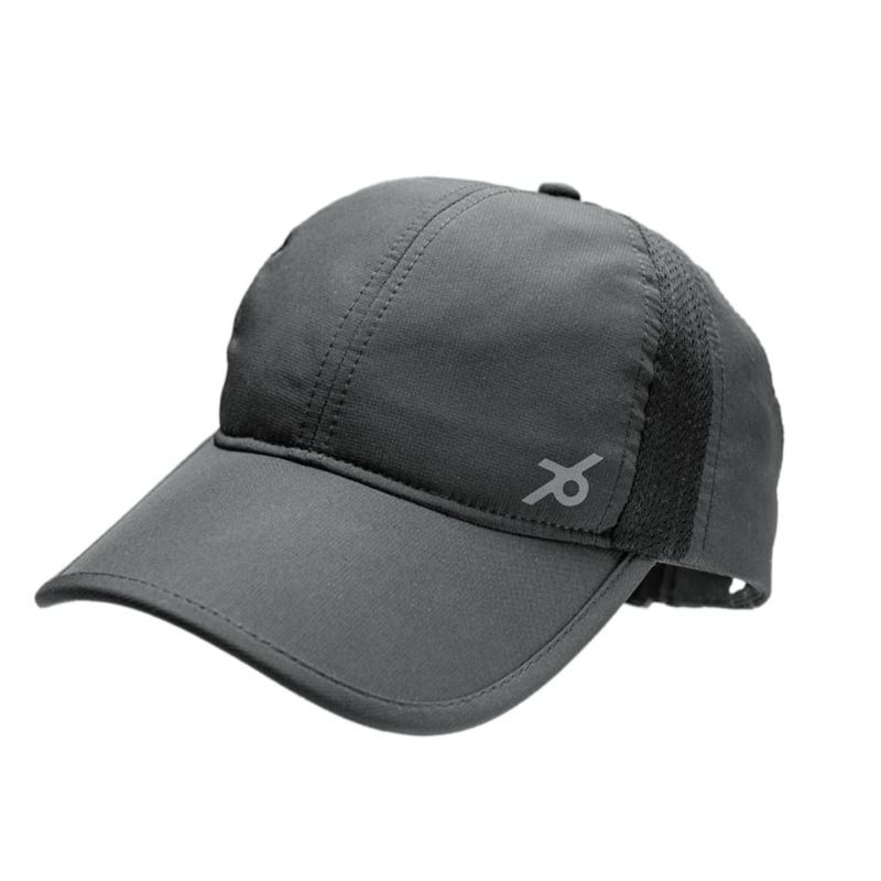 Jockey Grey Solid Cap