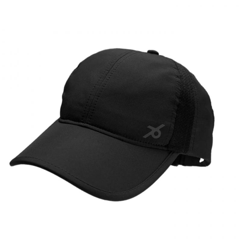 Jockey Black Solid Cap