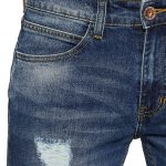 United Colors of Benetton Men's Skinny Fit Stretchable Jeans