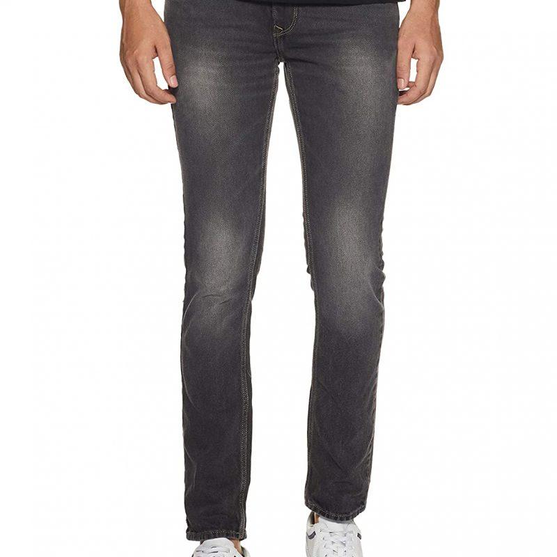 Spykar Men's Skinny Fit Jeans