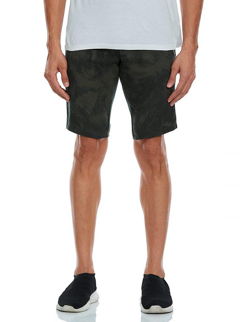 Jockey Men's Regular Fit Cotton Shorts