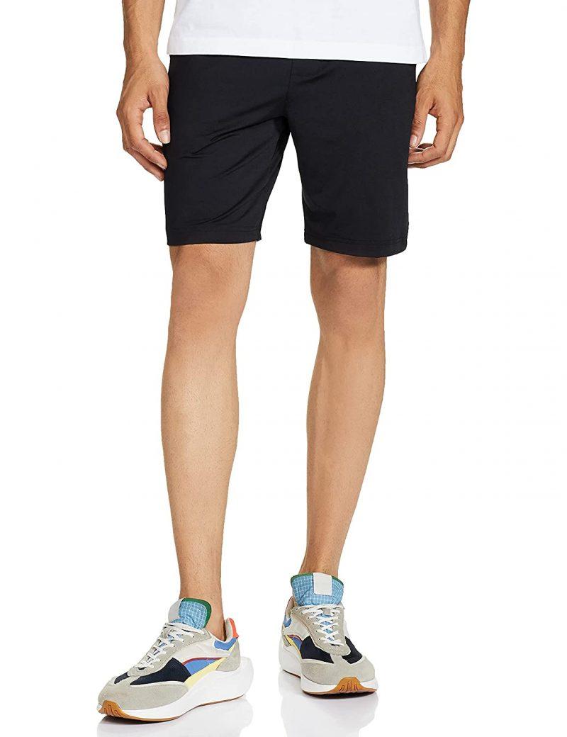 Jockey Men's Regular Fit Synthetic Shorts