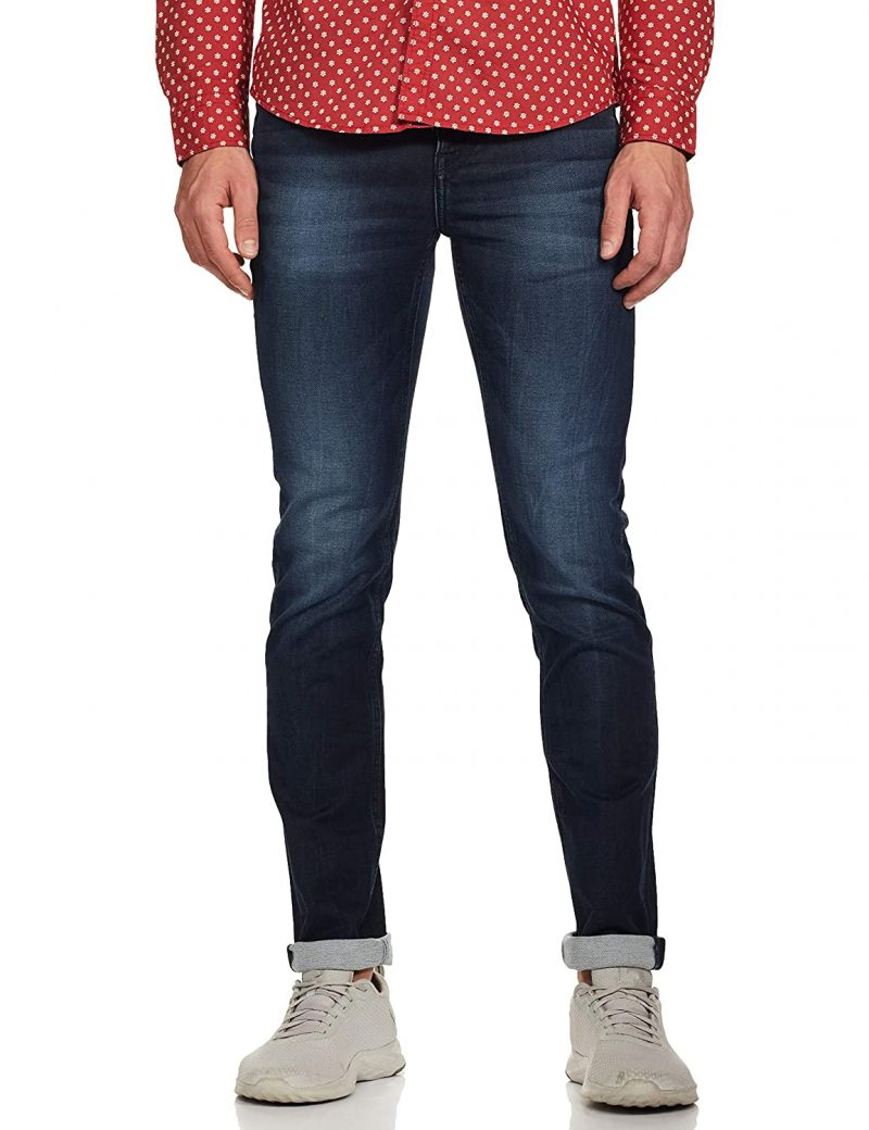 U.S. Polo Assn. Men's Cargo Skinny Jeans