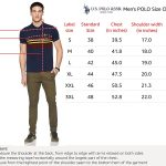 US Polo Association Men's Solid Regular Fit Polo Italian Plum